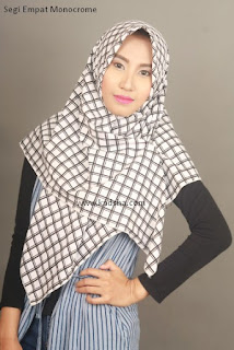 jilbab simple