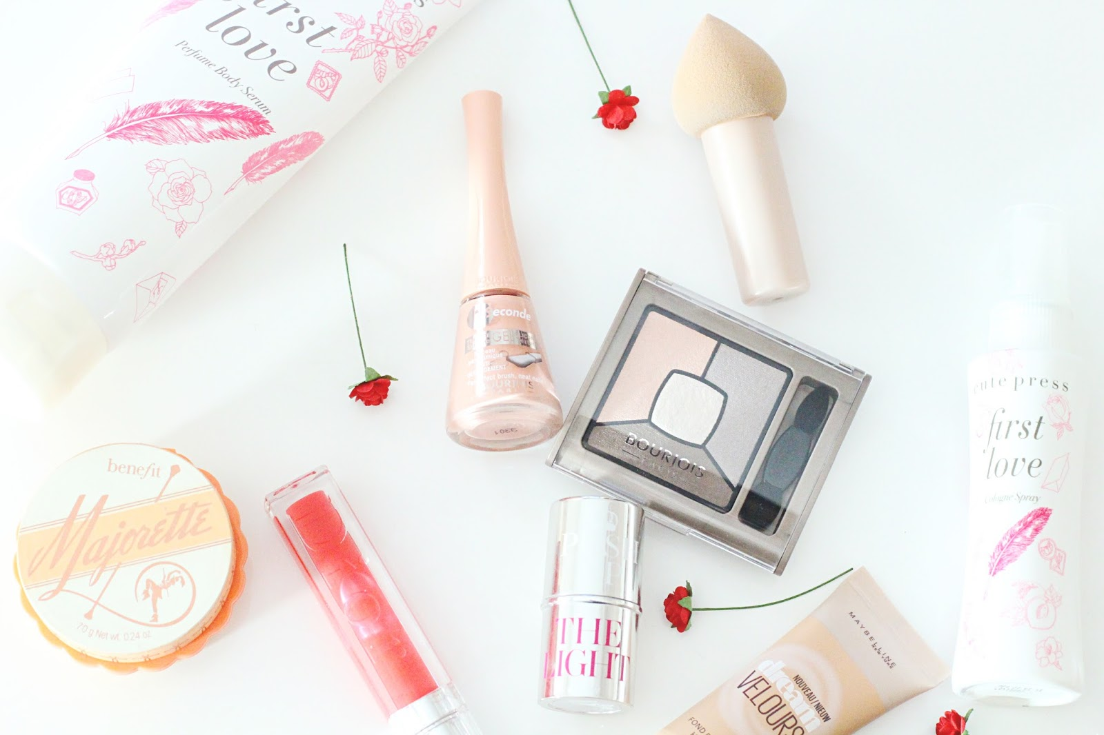 maquillage saint valentin