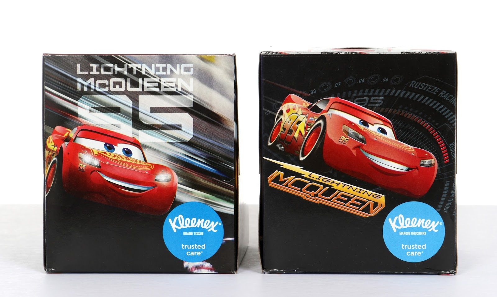 disney pixar cars 3 kleenex tissues