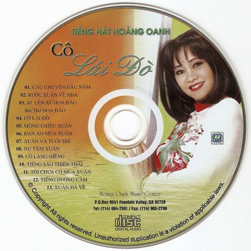 Lai La Lai Mp3 Naa Song Downld: Chia Sẻ Music: Hoàng Oanh CD06
