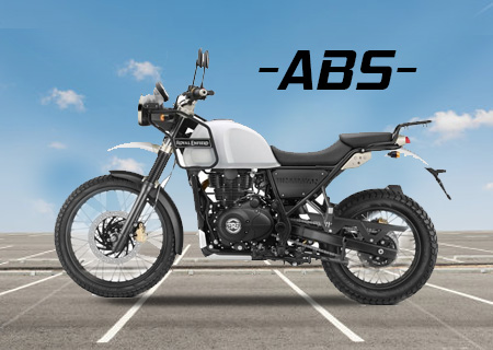 Most awaited - RE Himalayan ABS launched