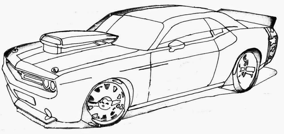 desenhos para colorir desenhos de carros   desenhos para colorir