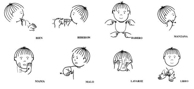 The Baby World: Algunas palabras