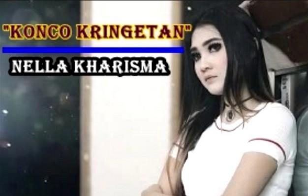 Lirik Lagu Konco Kringetan Nella Kharisma Asli dan Lengkap Free Lyrics Song