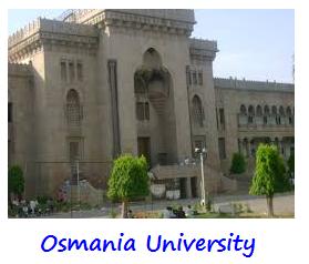 OU Results Osmania UNiversity