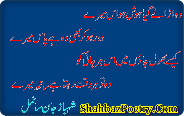 Pyar Ka Saaya Urdu Poetry Sms Latest 2014 | ShahbazPoetry- All About ...