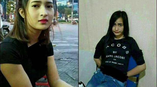 Dari Parasnya yang Terlihat Cantik,Ternyata Wanita Ini yang Paling Ditakuti di Bekasi