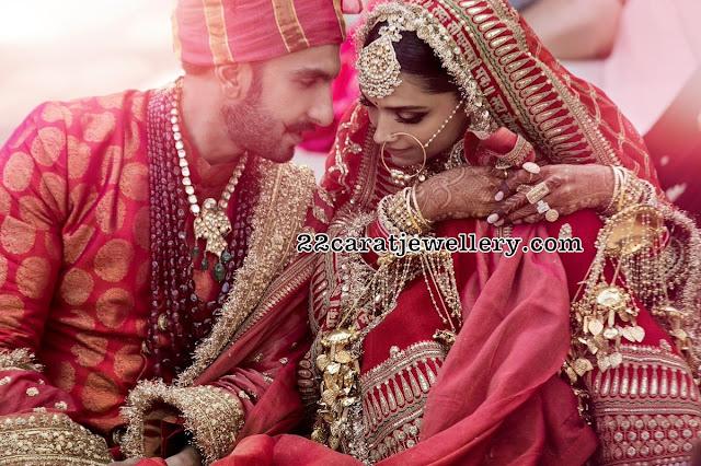 Ranveer Deepika Padukone Wedding