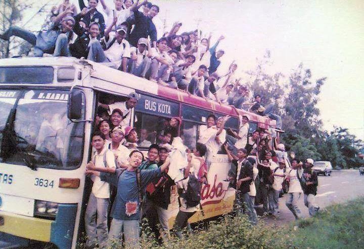 Dunia STM Djakarta: SEKOLAH TERBRINGAS SEJAKARTA PERIODE 1993-2004