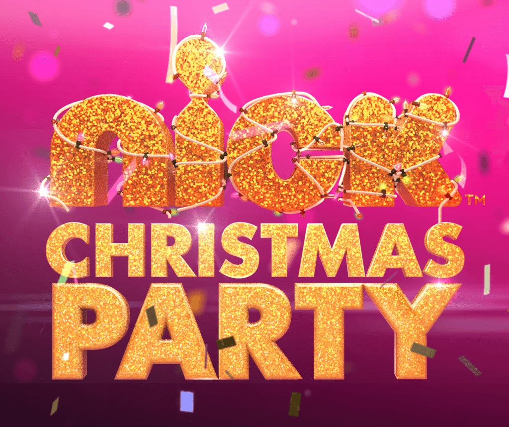 Christmas Holiday Party: NickALive!: Nickelodeon UK Invites You To The Ultimate