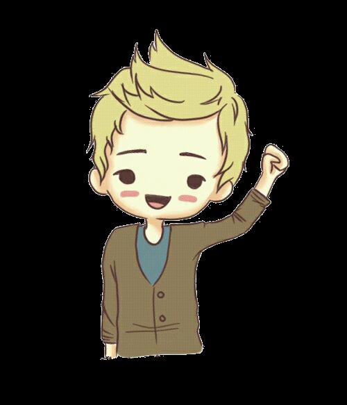 Imágenes PNG••: Caricaturas de One Direction PNG