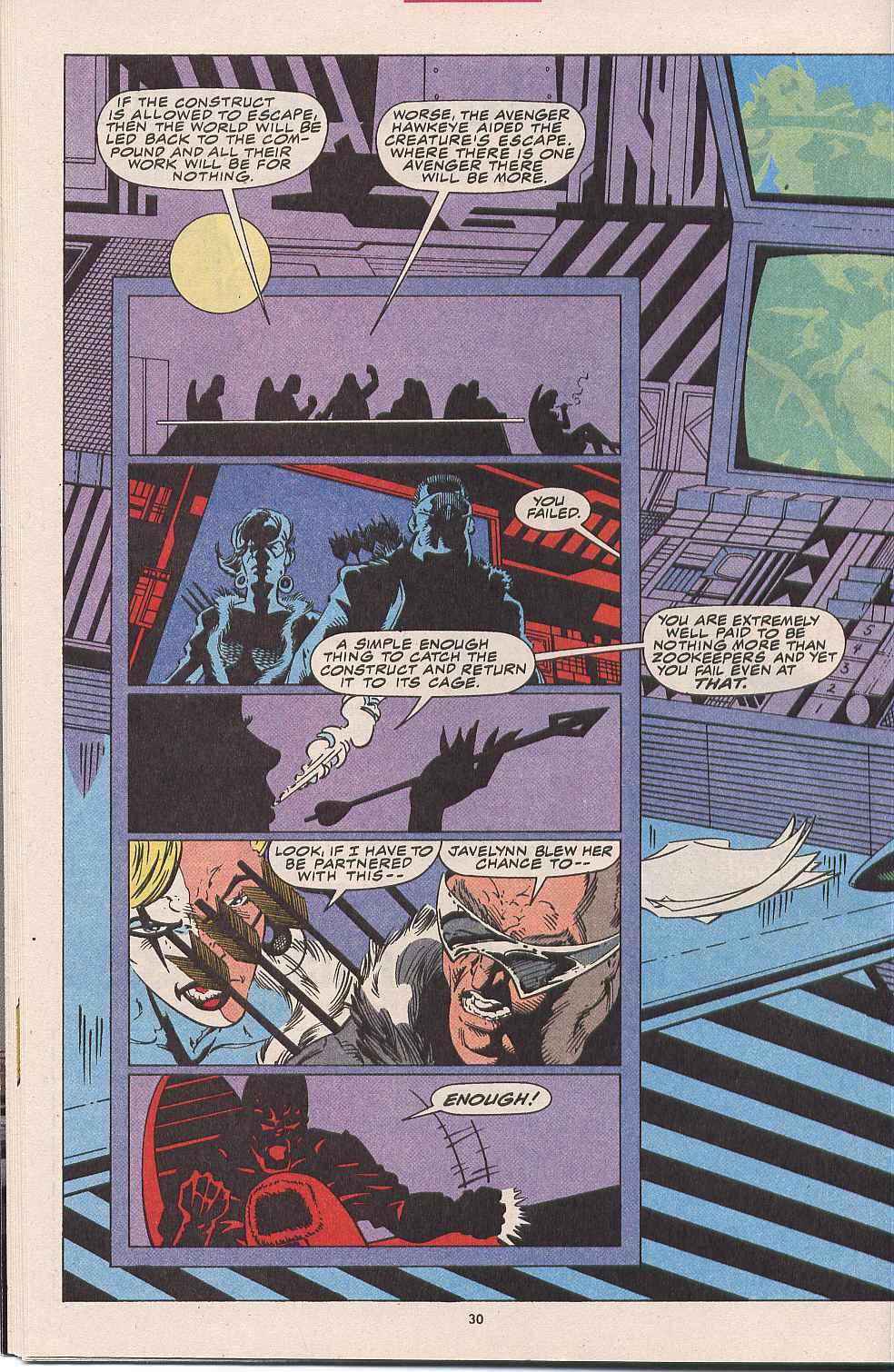 Hawkeye (1994) Issue #1 #1 - English 22