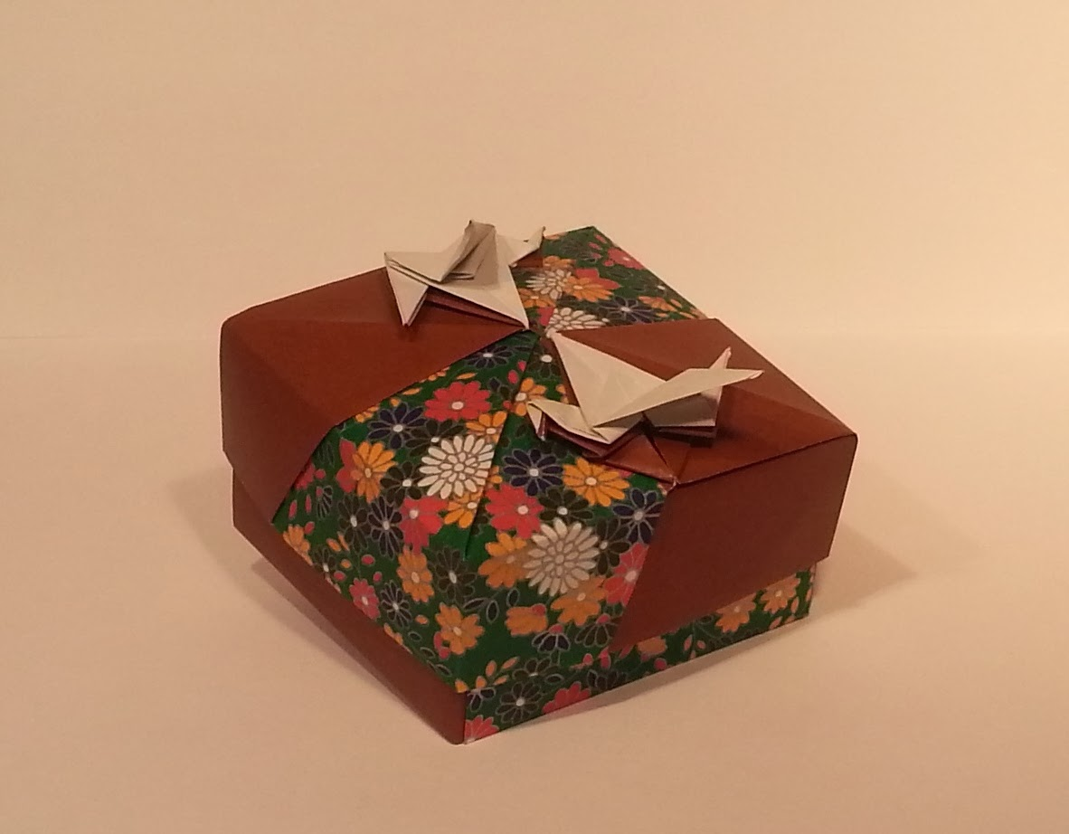 small resolution of origami box me fugli hanna af tomoko fuse