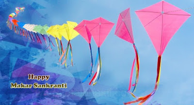 14 January Makar Sankranti Images