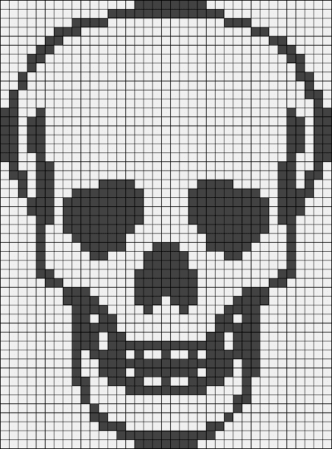 pattern-skull-tapestry
