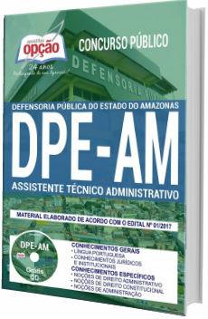 Apostila Concurso DPE-AM 2017