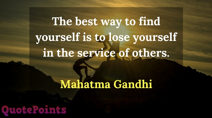 Top Community Service Quote On Internet Best Collection QuotePoints New Quotes About Community