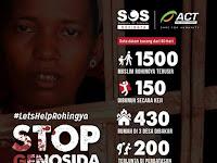 Indonesia Terus Berusaha Dukung dan Bantu Rohingya