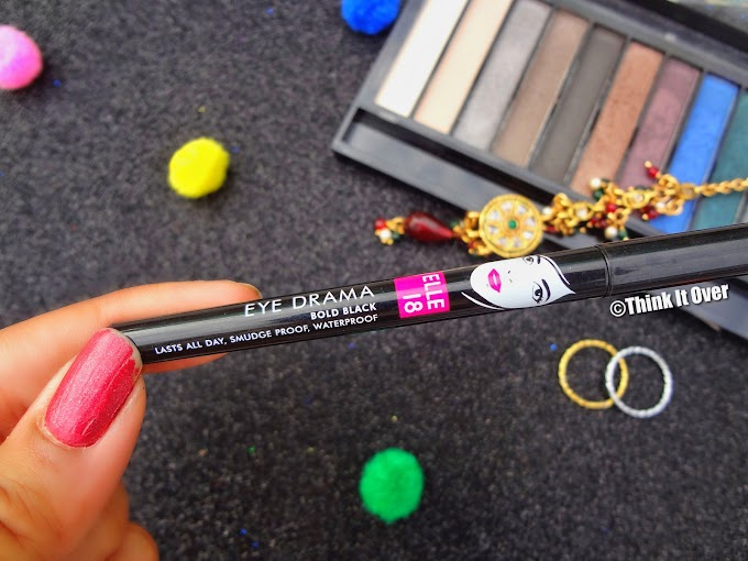 Does Elle 18 Eye Drama Kajal Outlives All That It Claims? (Review + Swatch)