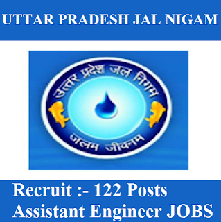 Uttar Pradesh Jal Nigam, UPJN, UP, Uttar Pradesh, Assistant Engineer, Graduation, freejobalert, Sarkari Naukri, Latest Jobs, upjn logo