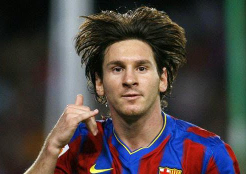 Hairstyles 2014 Lionel Messi Hairstyle