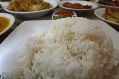 Minang House Traditional Nasi Padang, Lucky Plaza