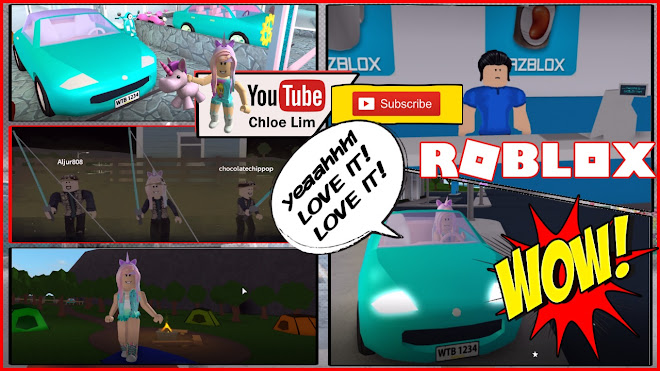 Roblox Welcome to Bloxburg Gameplay! - Buying a NEW CAR Bloxus TS and Exploring the NEW UPDATED MAP!