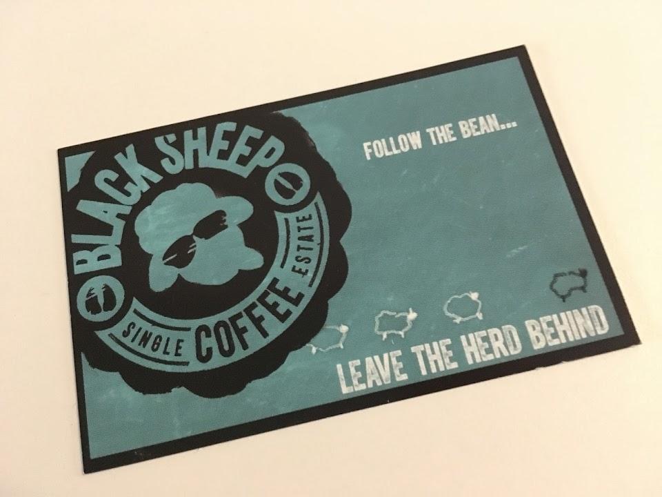 ブラック・シープ・コーヒー(Black Sheep Coffee)