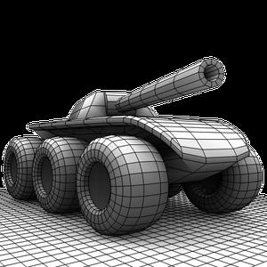 Apk Mod Six Wheels and a Gun Hack v3.0.8 Unlocked