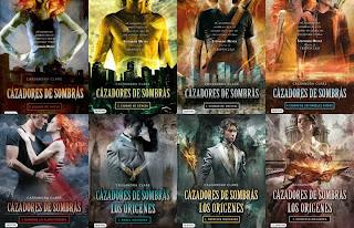 Cazadores De Sombras Epub Libros Colección (MG) - Identi