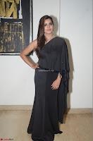 Pavani Reddy in Black Saree Sleeveless Choli ~  Exclusive 03.JPG