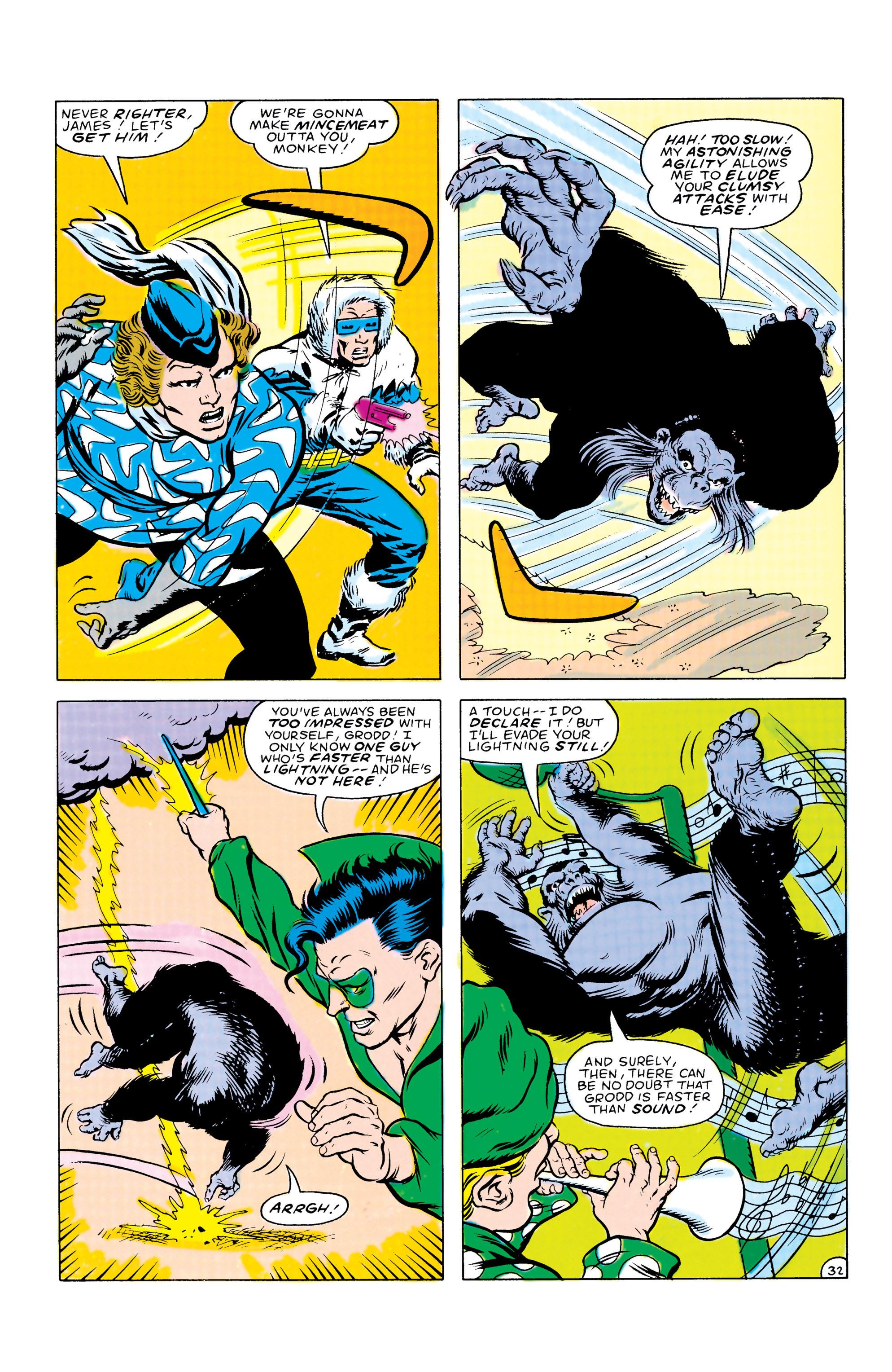 Read online Secret Origins (1986) comic -  Issue #41 - 33
