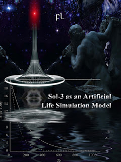 Sol-3 as an Artificial Life Simulation Model Cover