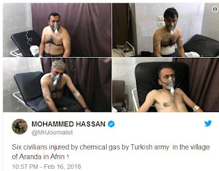 chemical weapon issue in Syria