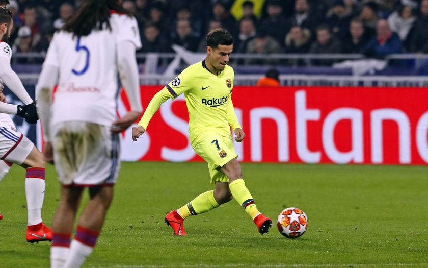 fef775dc4eca7 VIDEO: Olympique Lyon 0-0 FC Barcelona - FCBNovinky.sk, FC Barcelona ...