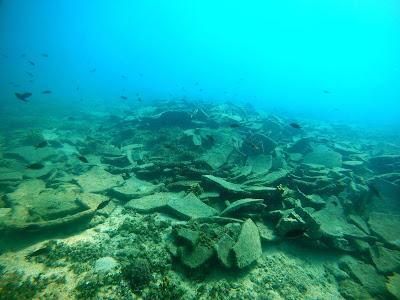 Ολοκλήρωση παρέμβασης Εφορείας Εναλίων Αρχαιοτήτων και εταίρων της σε ναυάγια της Αλοννήσου και του Παγασητικού στο πλαίσιο του Ευρωπαϊκού Έργου BLUEMED
