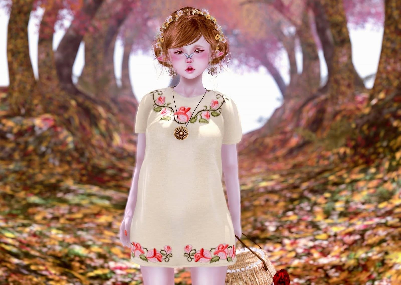 Cinderella Fashionista: Dressed in Yellow