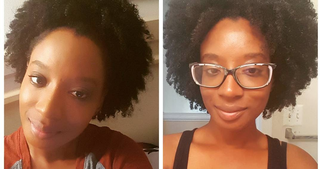The Awkward Stage: 7 Months Natural: Progress Check!!