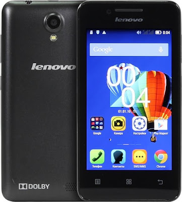 Cara Flash Lenovo A319 Via Flashtool