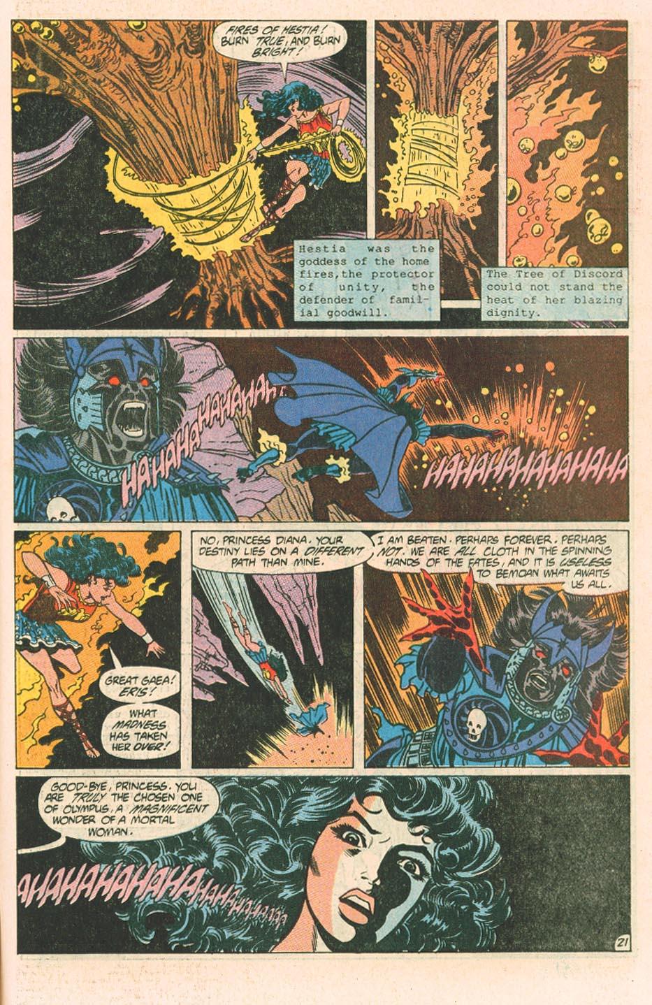 Read online Wonder Woman (1987) comic -  Issue #40 - 23