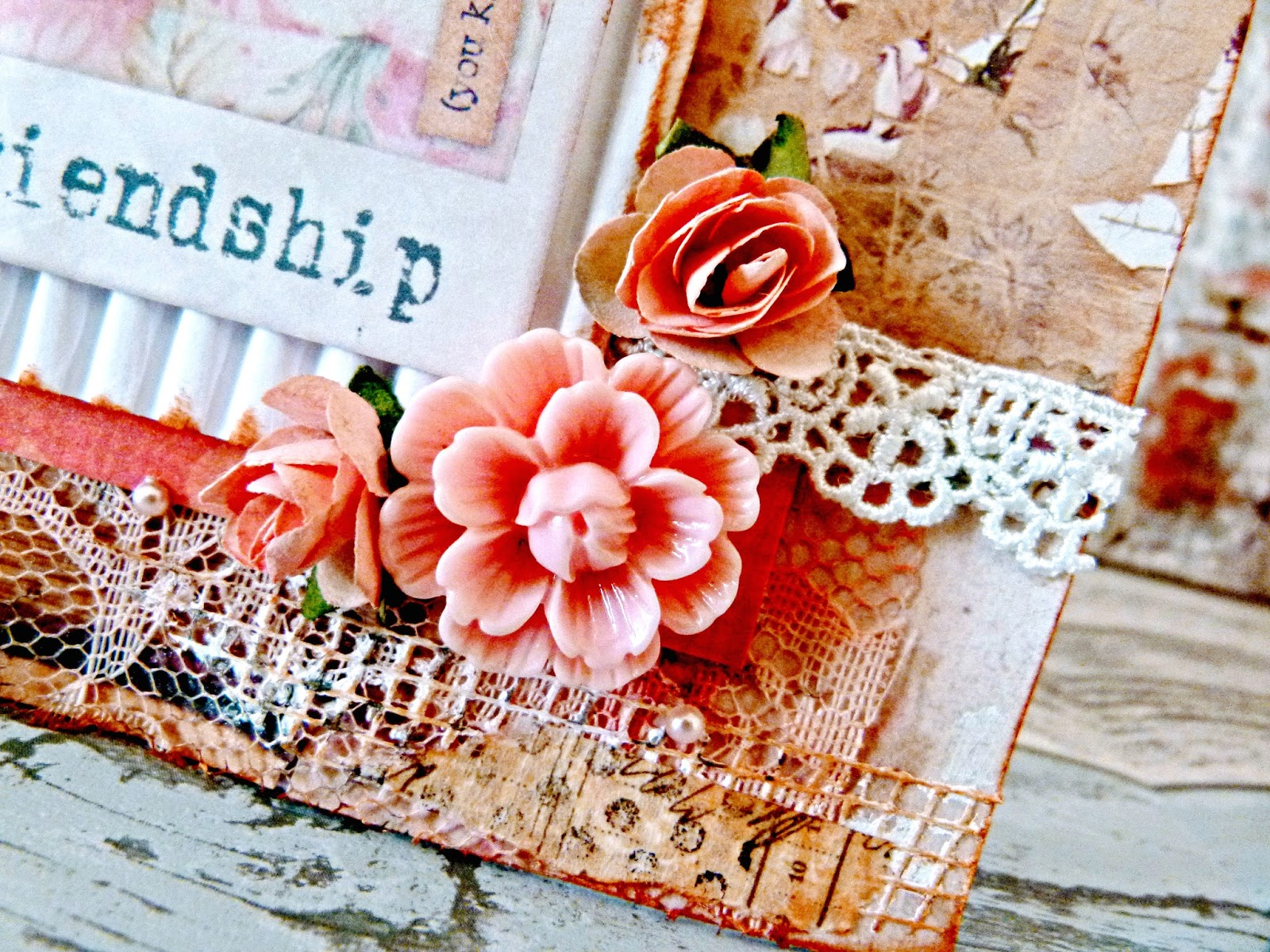 How To Create A Beautiful Greeting Card With Gypsy Moments Life In