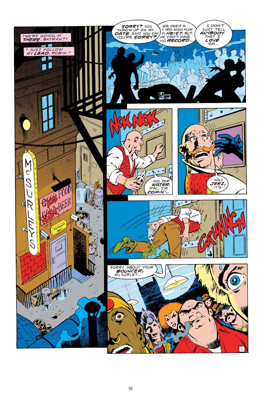 Read online Detective Comics (1937) comic -  Issue # _TPB Batman - The Dark Knight Detective 1 (Part 1) - 55