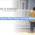 Harga Pintu Pagar Besi Dorong Minimalis Rp.650.000 untuk gerbang rumah update 2019
