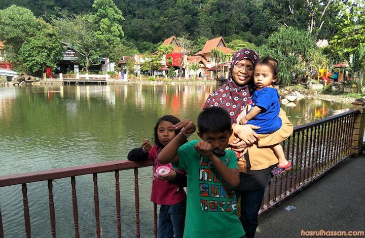 Percutian Pulau Langkawi 2018 - Oriental Village