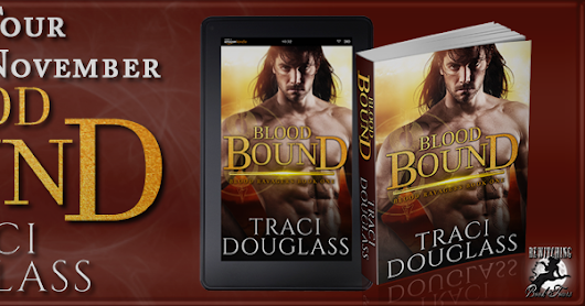 Virtual Tour - Blood Bound (Blood Ravagers, #1) by Traci Douglass