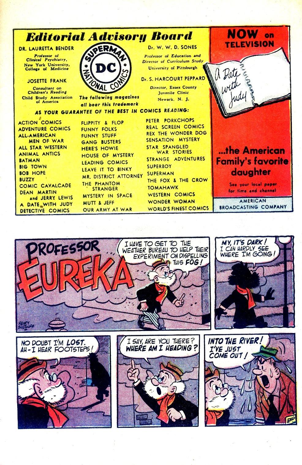 Read online Detective Comics (1937) comic -  Issue #188 - 33