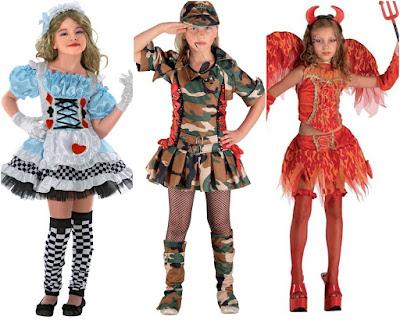 Je ne supporte plus de voir des petites filles maquillées et habillées comme des
