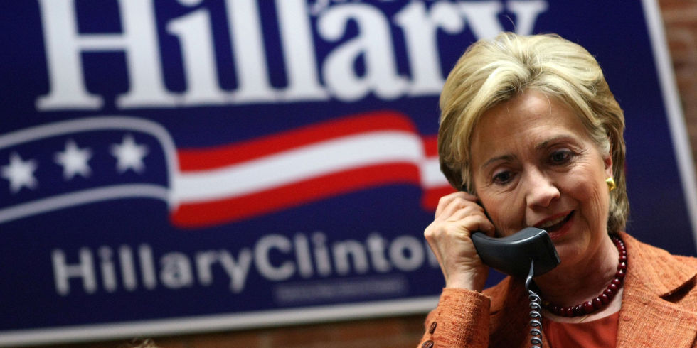 Hillary Clinton's phone logs are proof of State Dept. cover-up