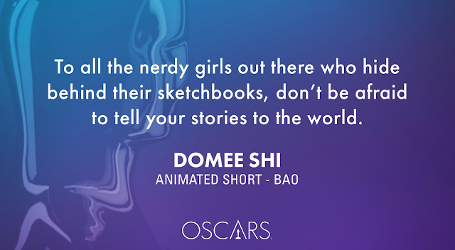 Domee Shi Oscar Win for Bao