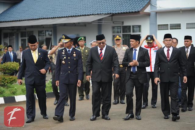 Foto Hari Bhakti Pemasyarakatan  ke 52 dan Deklarasi Anti Narkoba Kabupaten Sukabumi